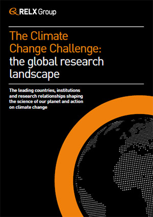 The Climate Change Challenge: the global research landscape