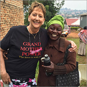 A nurse volunteer reveals why her work in Africa is so compelling