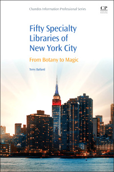 Fifty Specialty Libraries of New York City