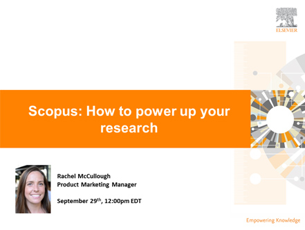 How can you take advantage of Scopus APIs in your research process?