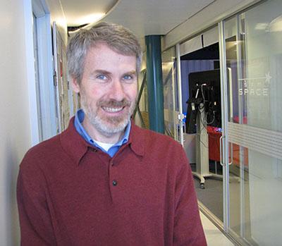 Jonathan Middleton, DMA (Photo by Taina Repo/University of Tampere)