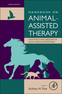Handbook on Animal Assisted Therapy cover
