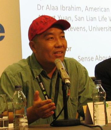 Journalist Yue Yuan translated the guide.