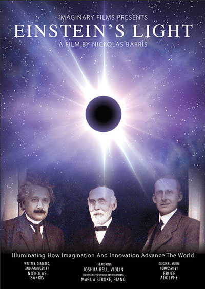 Film poster for Einstein's Light