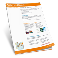 ScienceDirect Facts & Figures
