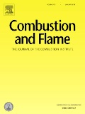 Combustion and flame journal cover