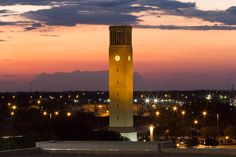 Texas A&M's Albritton Bell Tower (Photo © istock.com/Liero)