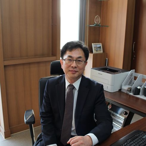 Yeong-Soo Oh Chief Technology Officer & Vice President