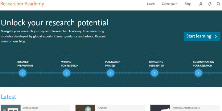 Researcher Academy image