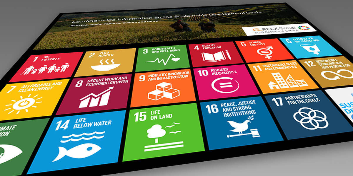 The RELX Group SDG Resource Centre is a free interactive education platform curating content related to the UN's Sustainable Development Goals from across the company. Search by SDG, keyword, tags, geography and more.
