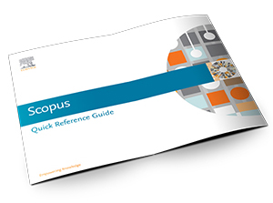 Scopus Quick Reference Guide