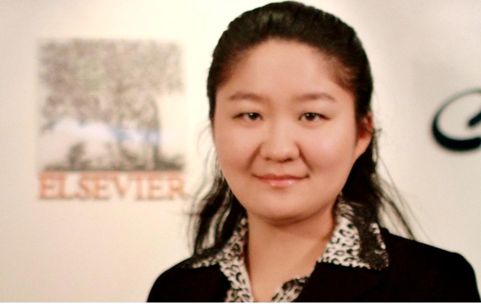 Tracy Chen 陳秋霞