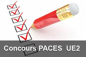 Concours PACES UE2 : votre entraînement en ligne