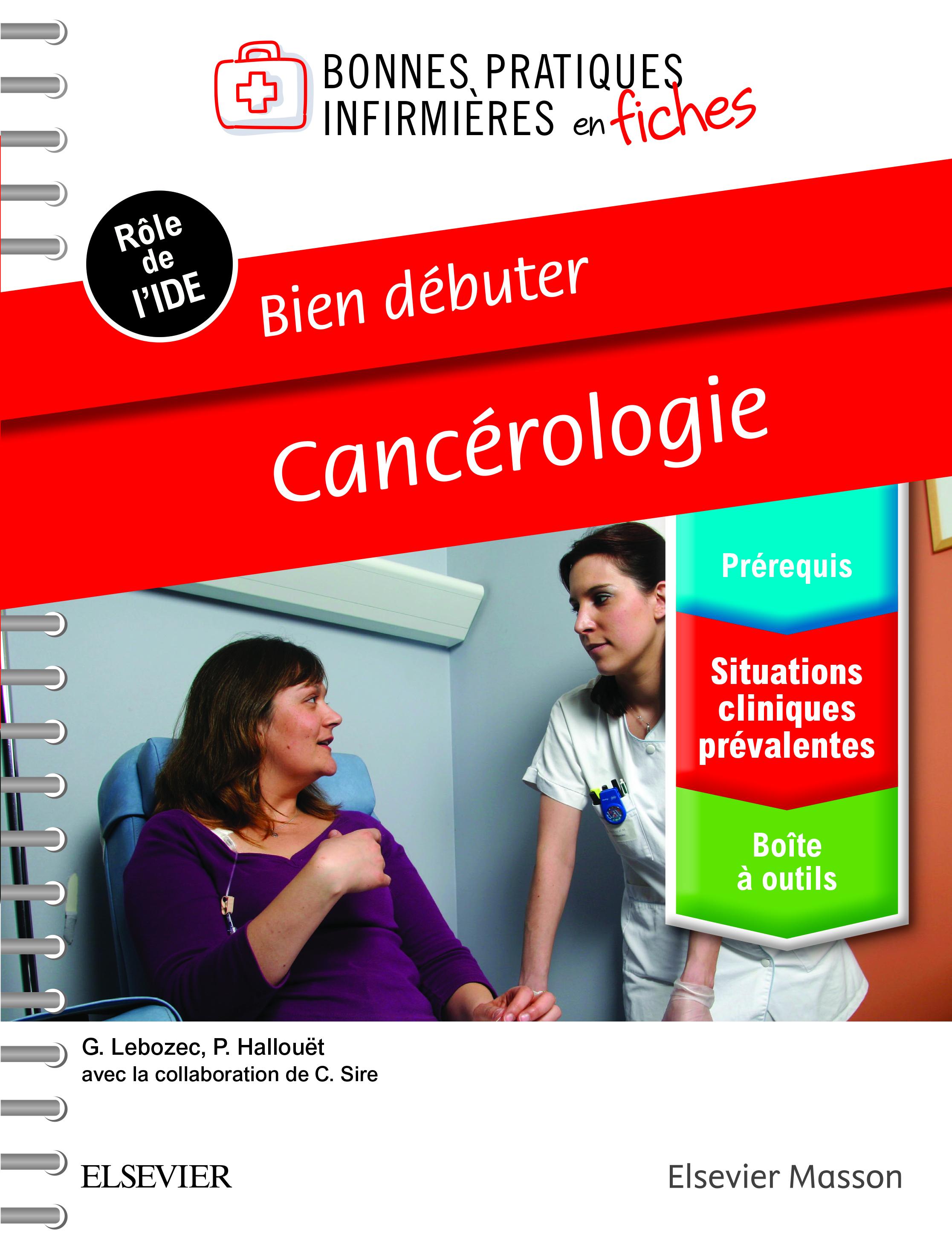Collection Bien Débuter - Cancérologie