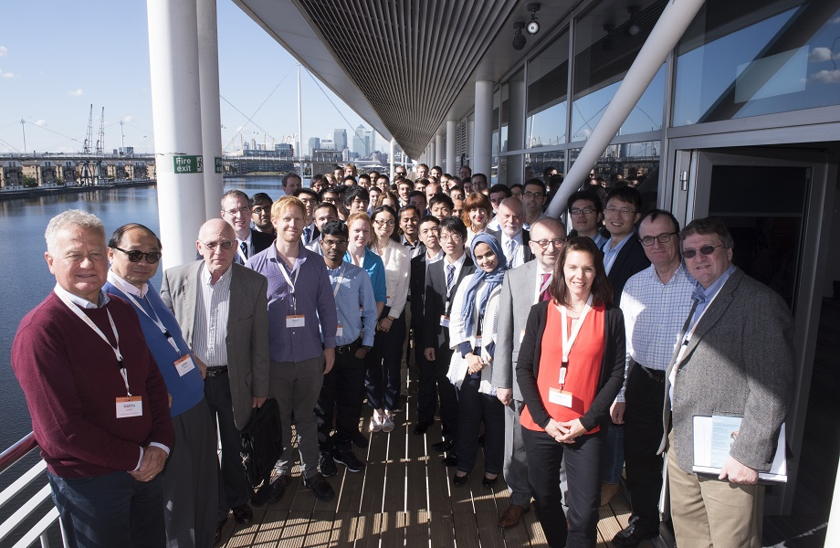 PhD Prize Symposium group shot - Reaxys 2016 | Elsevier
