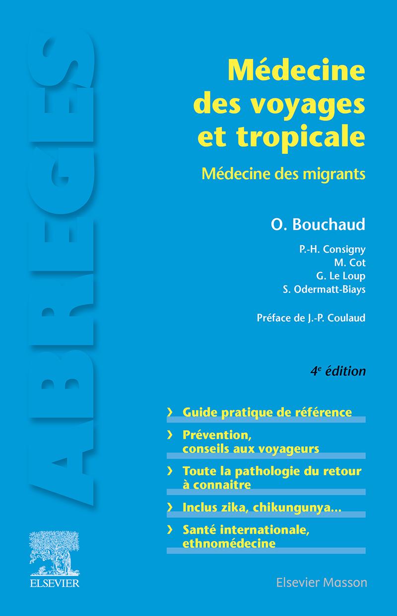Médecine des voyages et tropicale