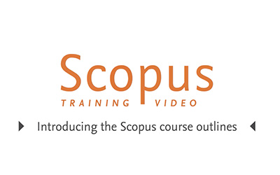 Scopus training video