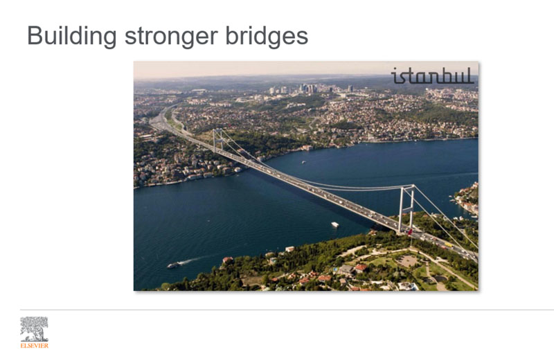 Slide 2: Building stronger bridges