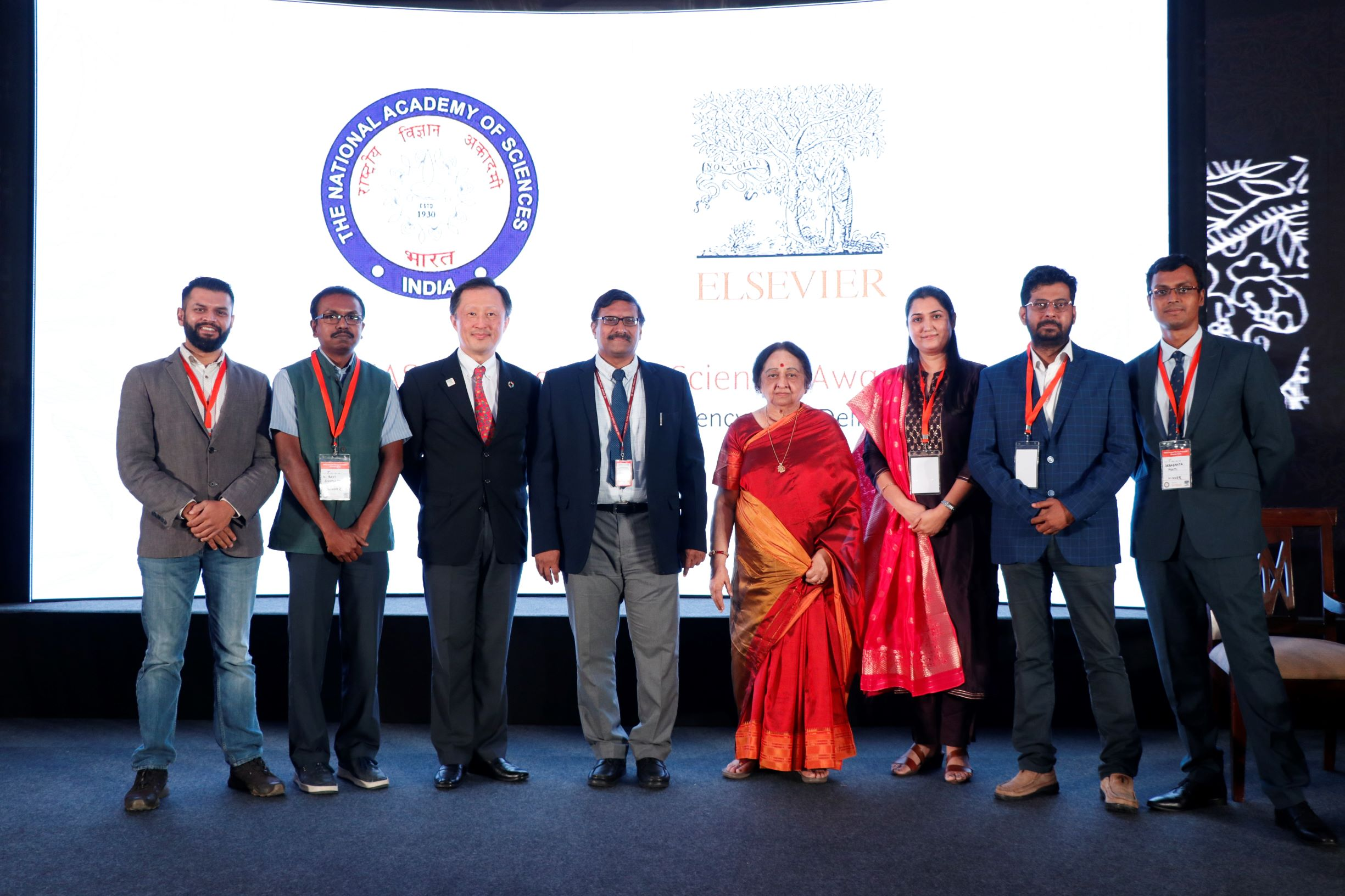 2019 NASI SCOPUS YOUNG SCIENTIST AWARDS WINNERS