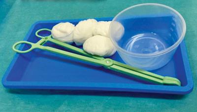 implantologie badigeon stérile