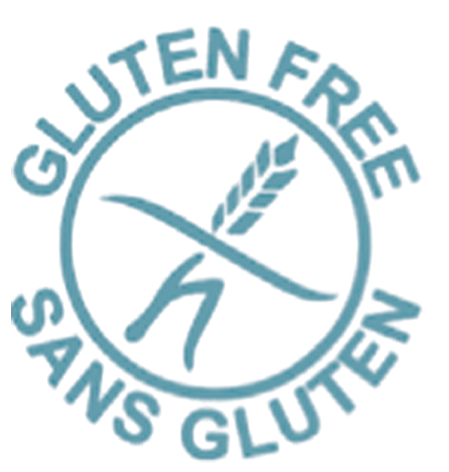 Figure24.1 . Logo des produits garantis sans gluten.