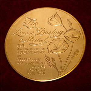HINARI's Louise Darling Medal
