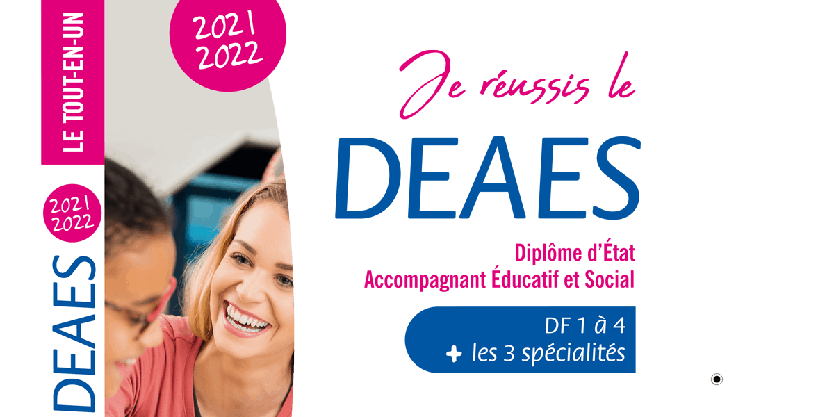 DEAES, DF 1 : se positionner professionnellement dans le champ de l'action sociale