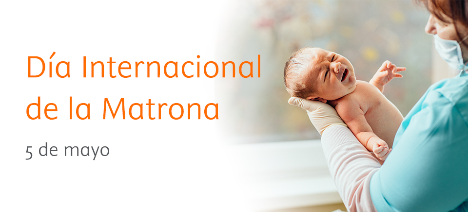 Día Internacional de la Matrona, atención del parto en pandemia