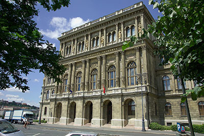 The Hungarian Academy of Sciences is the site of the World Science Forum 2015, from November 4 to 7.