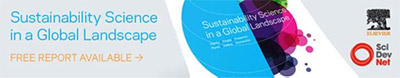 Download the sustainability science report.