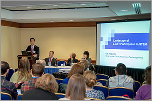 LGBT in STEM: Progress but still many obstacles