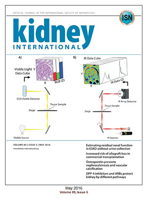Kidney International cover