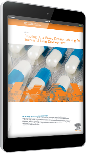Enabling Data-Based Decision-Making for Successful Drug Development