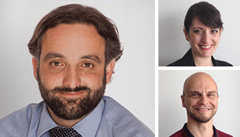 Editor-in-Chief Robert Eagling, PhD, will work with Scientific Editors Ilaria Cianchetta, PhD, with expertise in physical chemistry and materials science, and Vjekoslav Dekaris, PhD, an organic synthetic chemist by training.