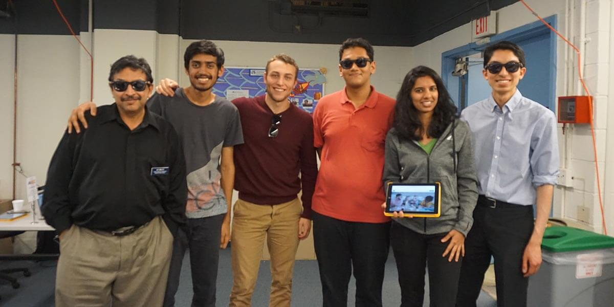 Game-based engineering contest challenges students to solve real-world problems
