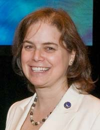 Leslie Gordon, MD, PhD, co-Founder of PRF and volunteer Medical Director