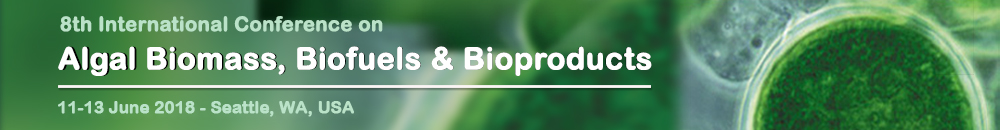 8th International Conference on Algal Biomass, Biofuels and Bioproducts