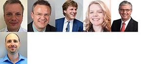 Meet the judges of #ElsevierHacks