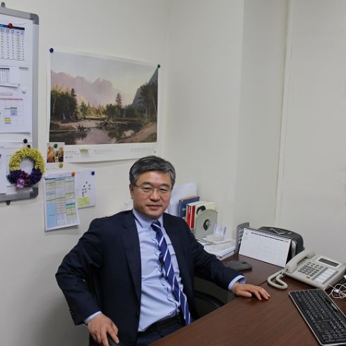 Se-Jin Park Chief Financial Officer & Vice President