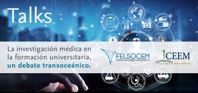 """#ElsevierTalks """"La I+D es poco atractiva para las nuevas generaciones de médicos"""""""