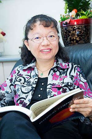 Prof. Chaochin Su