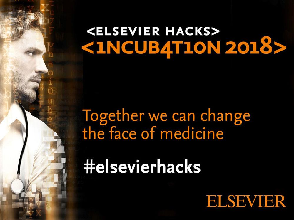 Elsevier Hacks Incubation: los estudiantes de hoy diseñan la Medicina del mañana
