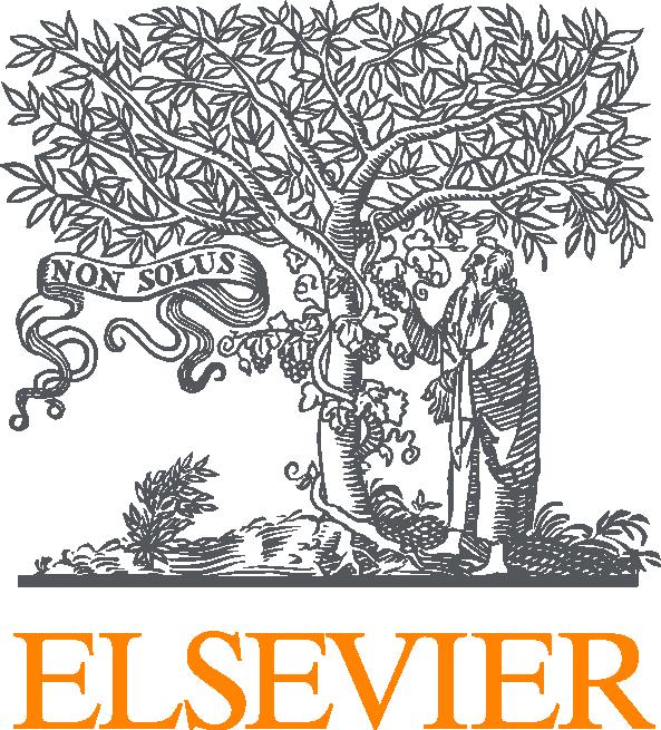 爱思唯尔橙色大树Logo