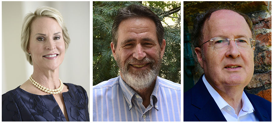 "Frances H. Arnold, George P. Smith and Sir Gregory Winter were awarded the 2018 Nobel Prize in Chemistry ""for harnessing the power of evolution."" (Credit: ANP)"