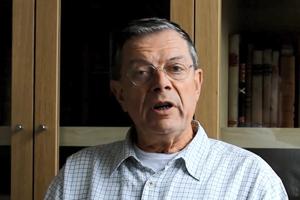 Michel Dufour, kinésithérapeute, interviewé à l'occasion de la nouvelle édition
