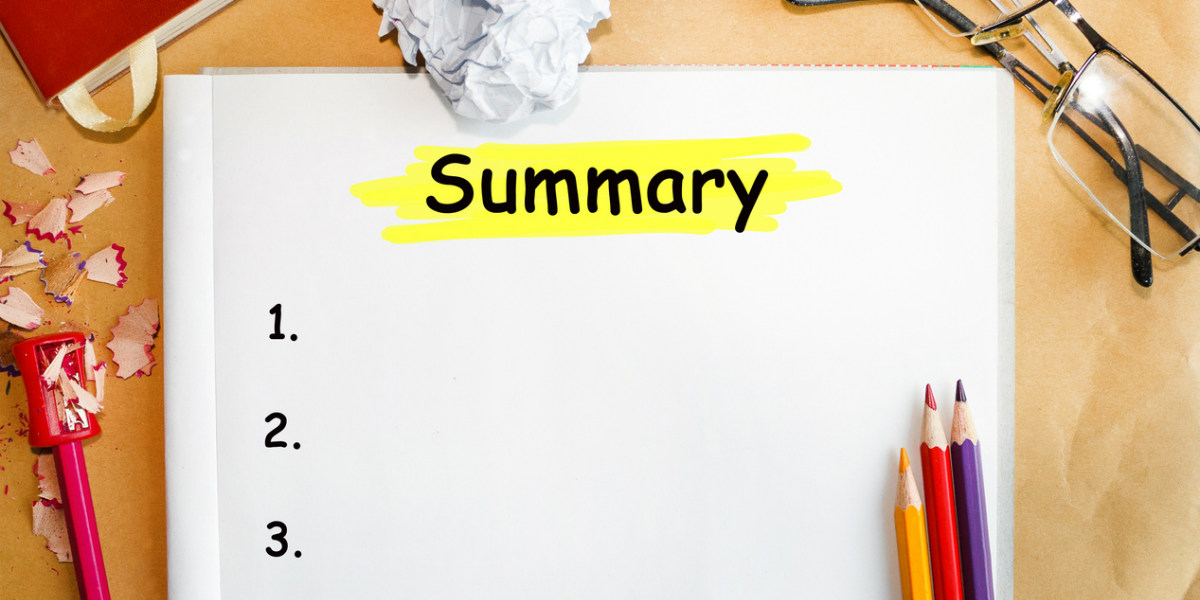In a nutshell: how to write a lay summary