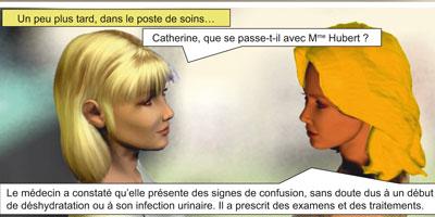 Stage infirmier : situations illustrées et décryptées