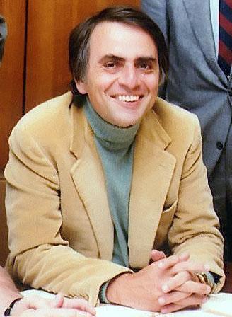 Carl Sagan (Image: Nasa/JPL)