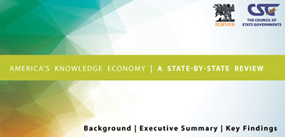 America's Knowledge Economy report