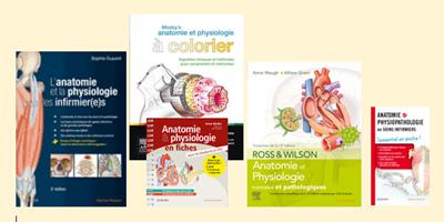 Anatomie et physiologie pour les études IFSI